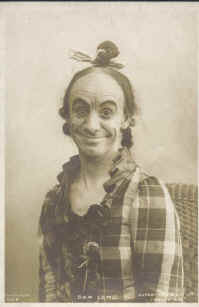 Dan Leno as Sister Ann in Bluebeard